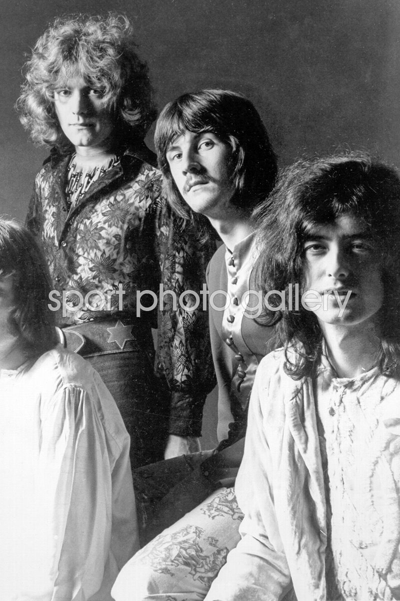 Led zeppelin photo music groups posters art prints
