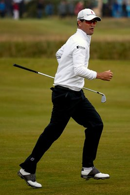 Zach Johnson British Open Championship 2015