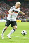 Bastian Schweinsteiger Germany v Poland Euro 2008 Mounts