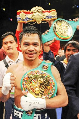 Manny Pacquiao WBC Lightweight win v  David Diaz