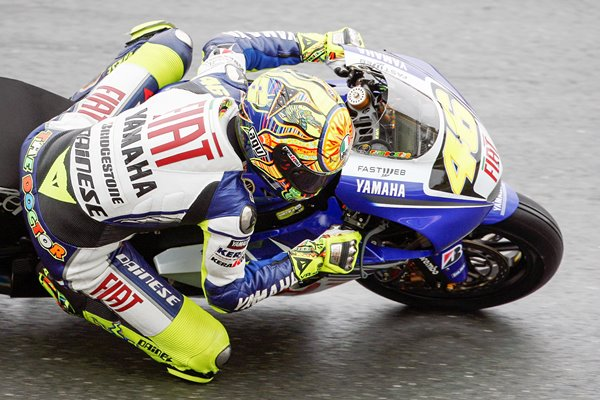 "Valentino Rossi ""From Above"""