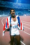 Daley Thompson Decathlon Gold Athens 1982 Prints