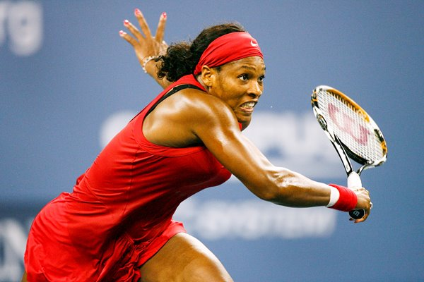Serena Williams charges towards US Open Title