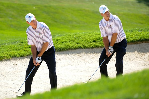 Jim Furyk and Kenny Perry 2008 Ryder Cup