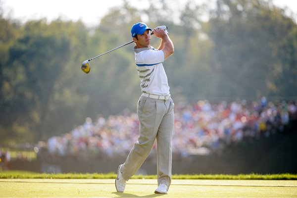Paul Casey 2008 Ryder Cup action