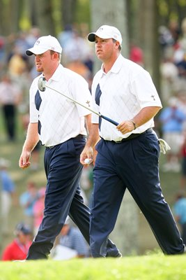 USA Power Pair - Boo Weekley and J.B. Holmes