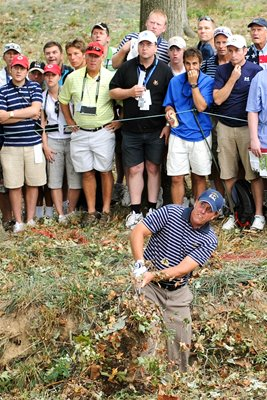 Phil Mickelson escape 2008 Ryder Cup