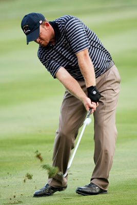 Impact - J.B. Holmes style 2008 Ryder Cup