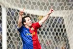 Lionel Messi Barcelona La Liga 2008 Mounts