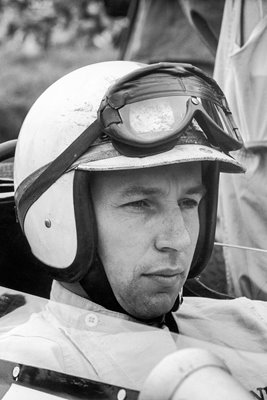 John Surtees portrait 1965