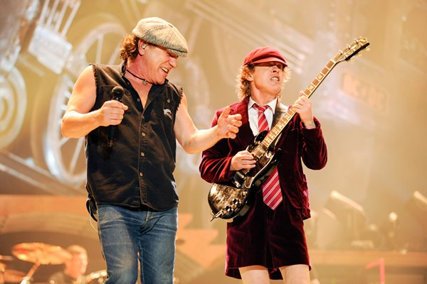 "AC/DC live - ""Black Ice"" Tour Opener"