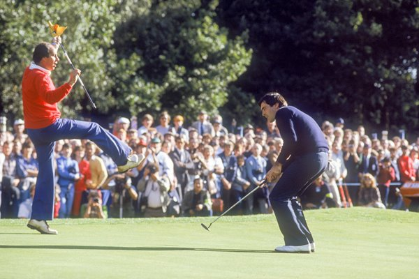 Seve Ballesteros World Matchplay 1984