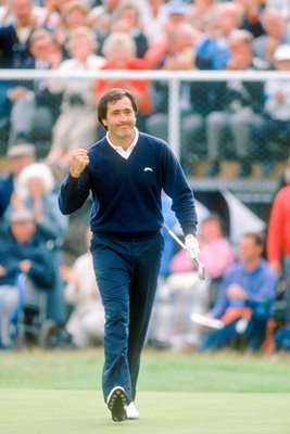 Seve seals 1988 Open at Lytham