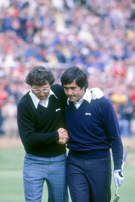 Hale Irwin And Seve Lytham Open 1979