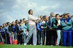 Seve Ballesteros Europe Ryder Cup Belfry 1989 Canvas