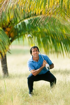 Tropical Trouble for Seve in Jamaica