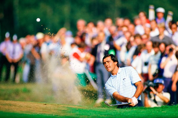 Seve Ballesteros World Matchplay Wentworth 1985