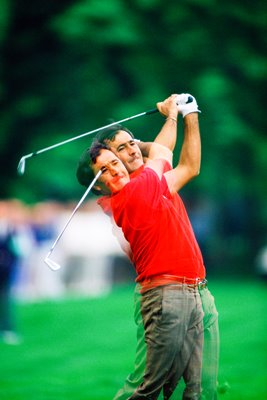 Seve Ballesteros Multi-Swing