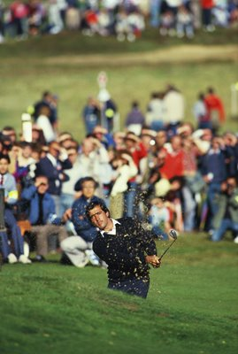 Seve Ballesteros World Match Play 1984