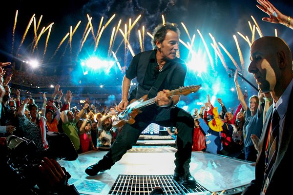 Bruce Springsteen 2009 Super Bowl Halftime Show