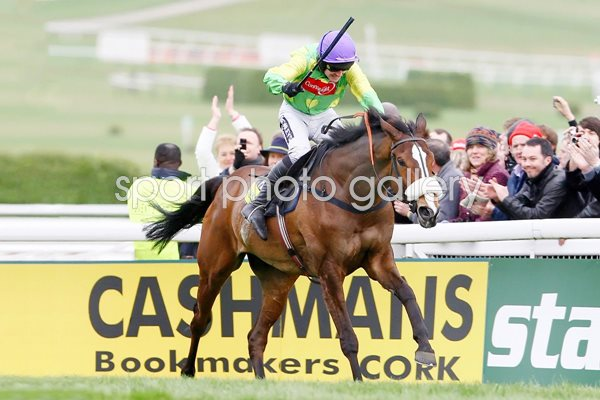 2009 Gold Cup winner Kauto Star & Ruby Walsh