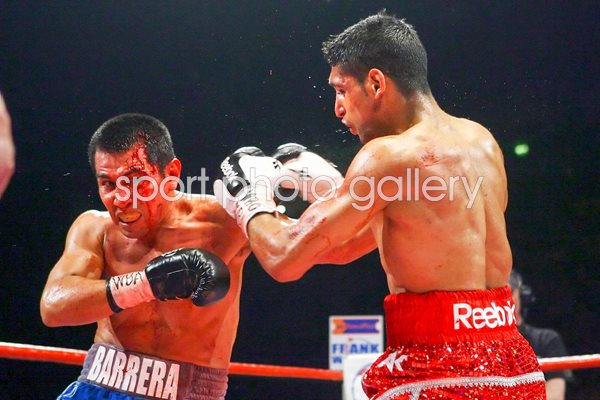 Amir Khan v Marc Antonio Barrera 2009