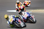 Rossi leads Lorenzo and Pedrosa - Japan 2009 Prints