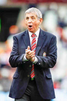 Ian McGeechan British & Irish Lions Coach South Africa Tour 2009