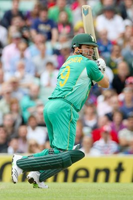 South Africa's Mark Boucher in action