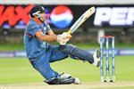 Yusuf Pathan of India in action Prints