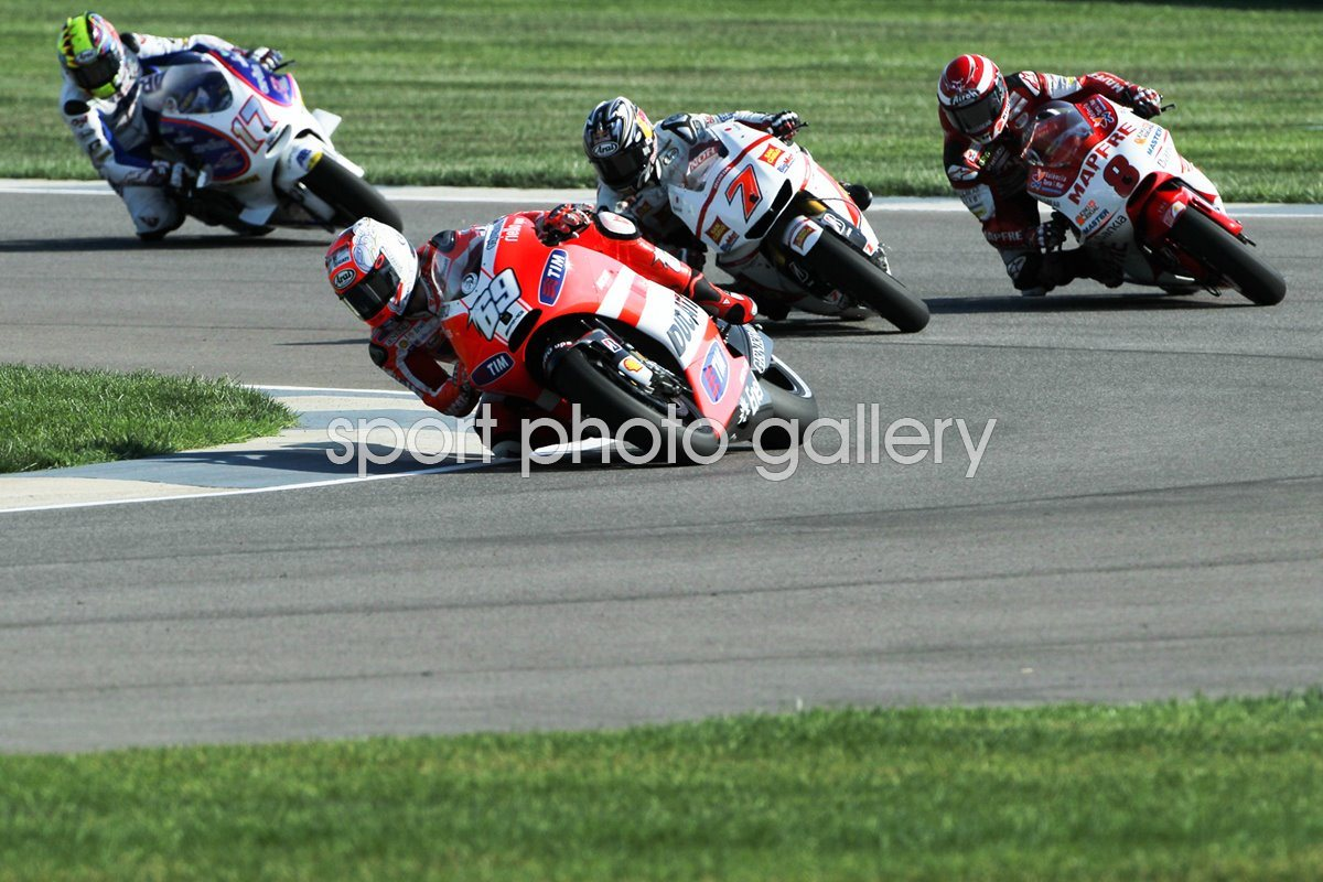 Nicky Hayden Red Bull Indianapolis GP
