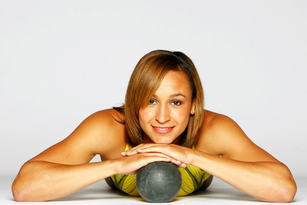 Jessica Ennis - Golden Girl 2009
