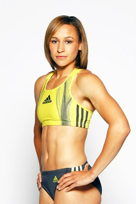 Jessica Ennis in shape for Berlin 2009