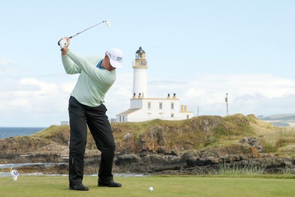 Ernie Els Open Championship Turnberry 2009