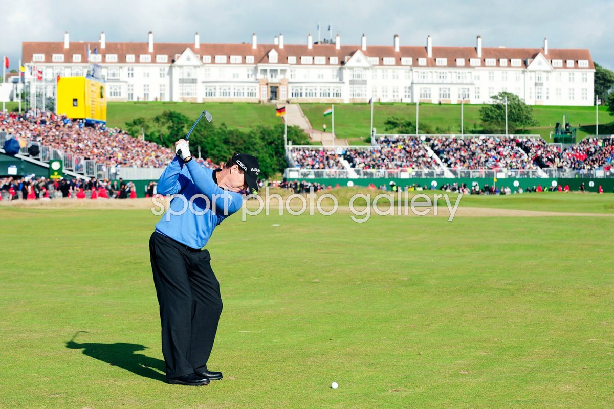 Tom Watson 2nd to 18th Final Round 2009 Open