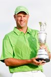 2009 Open Champion Stewart Cink Prints