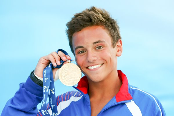 Tom Daley Diving World Champion 2009