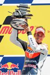 Casey Stoner wins Indianapolis GP 2011 Frames