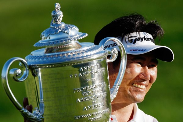 Y.E. Yang South Korea - USPGA Champion 2009