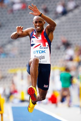 Nathan Douglas Triple Jump World Final 2009