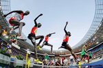 Kenya dominates 3000m steeplechase in Berlin Prints