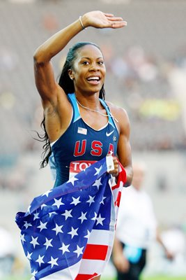 Sanya Richards World 400m Champion 2009