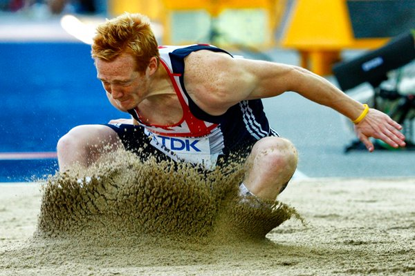 Greg Rutherford Long Jump Berlin 2009