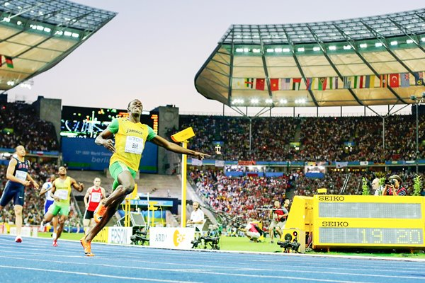 """It's My Time"" Usain Bolt Berlin 2009"