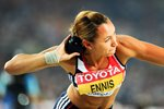 Jessica Ennis Shot Put Heptathlon 2011 Prints