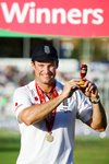Andrew Strauss Ashes-Winning Captain Prints