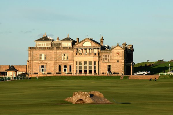 Clubhouse Old Course St Andrews
