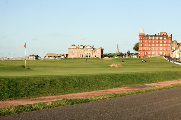 Road Hole 17th Old Course, St Andrews