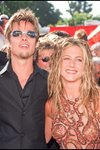 Brad Pitt and Jennifer Aniston  Prints