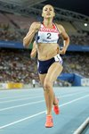 Jessica Ennis Great Britain World Athletics Daegu 2011  Prints